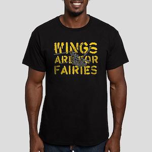 Hook Men's Fitted T-Shirt (dark)