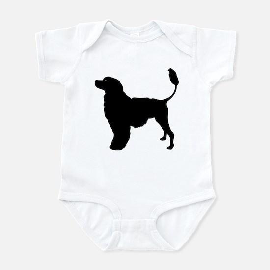 Portuguese Water Dog Infant Creeper