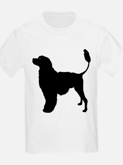 Portuguese Water Dog Kids T-Shirt