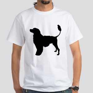 Portuguese Water Dog White T-Shirt