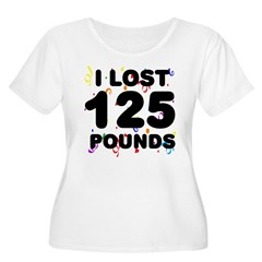 I Lost 125 Pounds! T-Shirt