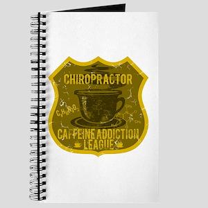 Chiropractor Caffeine Addiction Journal