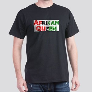 african queen Dark T-Shirt