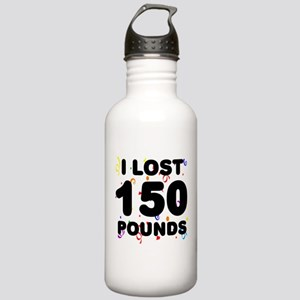 I Lost 150 Pounds! Stainless Water Bottle 1.0L
