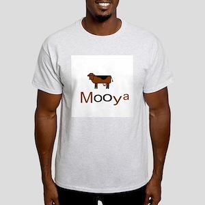 Mooya Grey T-Shirt