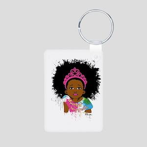 Mocha Princess Keychains