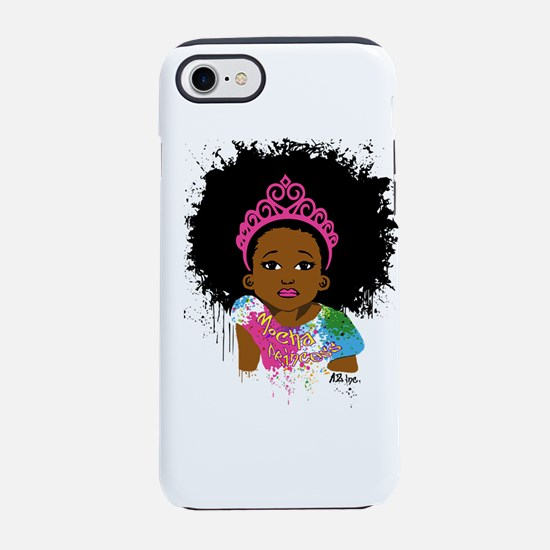 Mocha Princess iPhone 7 Tough Case