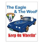 Eagle & The WooF 2 Small Poster