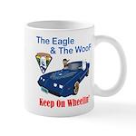 Eagle & The WooF 2 Mug