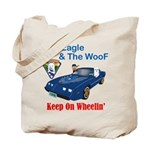 Eagle & The WooF 2 Tote Bag