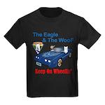 Eagle & The WooF 2 Kids Dark T-Shirt