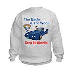Eagle & The WooF 2 Kids Sweatshirt