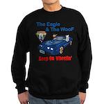 Eagle & The WooF 2 Sweatshirt (dark)