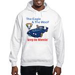Eagle & The WooF 2 Hooded Sweatshirt