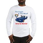 Eagle & The WooF 2 Long Sleeve T-Shirt