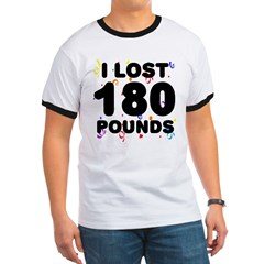 I Lost 180 Pounds! T