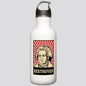 Pop Art Beethoven Stainless Water Bottle 1.0L