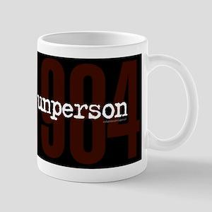 1984 unperson Mugs