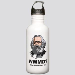 What Would Marx Do Stainless Water Bottle 1.0L