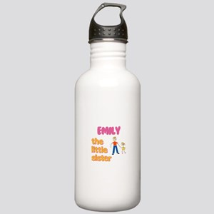 Emily - The Little Sister Stainless Water Bottle 1