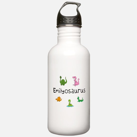 Emilyosaurus Water Bottle
