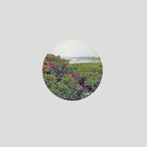WILD ROSE Mini Button