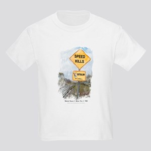 Speed Kills Kids T-Shirt