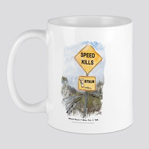 Speed Kills Mug