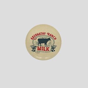 WW Abernathy Ranch Milk Mini Button