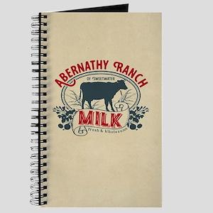 WW Abernathy Ranch Milk Journal