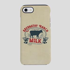 WW Abernathy Ranch Milk iPhone 7 Tough Case