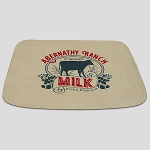 WW Abernathy Ranch Milk Bathmat