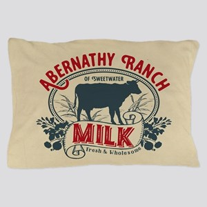 WW Abernathy Ranch Milk Pillow Case