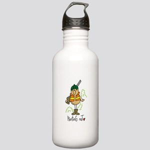 Hunting Nut Stainless Water Bottle 1.0L