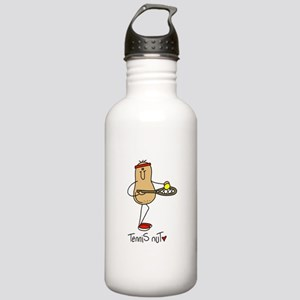 Tennis Nut Stainless Water Bottle 1.0L