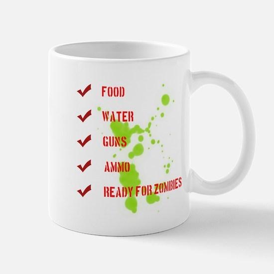 Unique Preparedness Mug