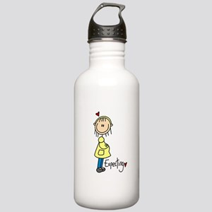Expecting Baby Stainless Water Bottle 1.0L
