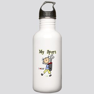 Golf My Sport Stainless Water Bottle 1.0L