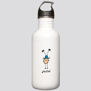 Gymnastics Handstand Stainless Water Bottle 1.0L