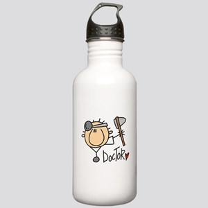 Male Doctor Stainless Water Bottle 1.0L