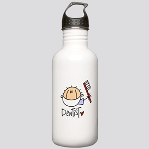 Male Dentist Stainless Water Bottle 1.0L