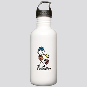 Basic Electrician Stainless Water Bottle 1.0L
