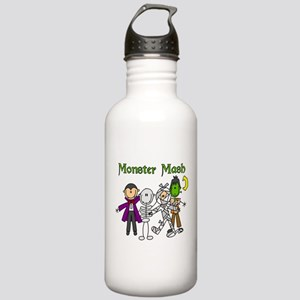 Monster Mash Stainless Water Bottle 1.0L