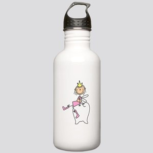 Tooth Fairy on Tooth Stainless Water Bottle 1.0L