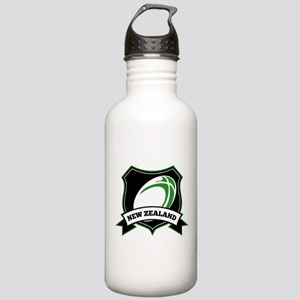 rugby new zealand Stainless Water Bottle 1.0L