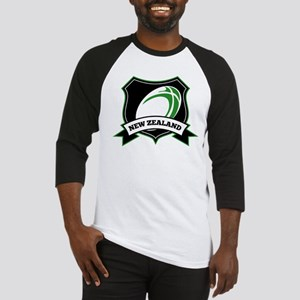 rugby new zealand Baseball Jersey