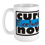 Cure Exclusion Large Mug