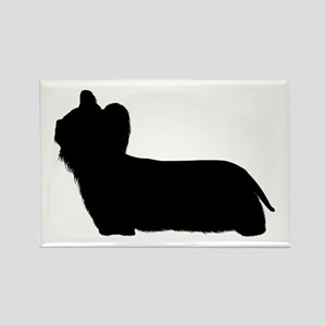Skye Terrier Rectangle Magnet