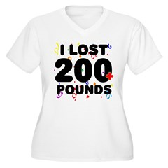 I Lost 200+ Pounds! T-Shirt
