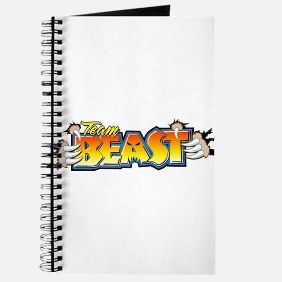 Cute Beast Journal